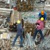 rakennus työmaa aasia