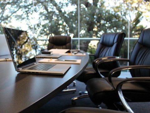 Toimisto Kokous Tapaaminen Työ
