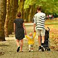 perhe ansityö nainen
